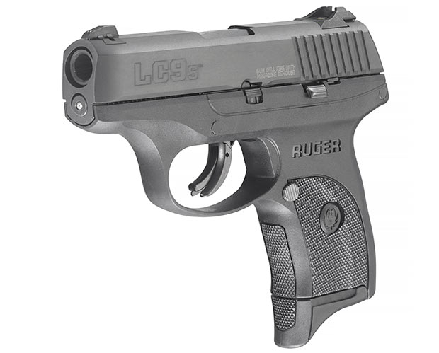 Ruger LC9s Pro 4