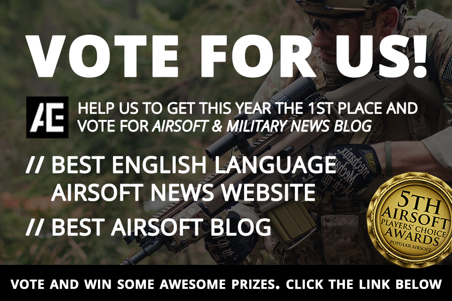 5th Airsoft Players' Choice Awards
