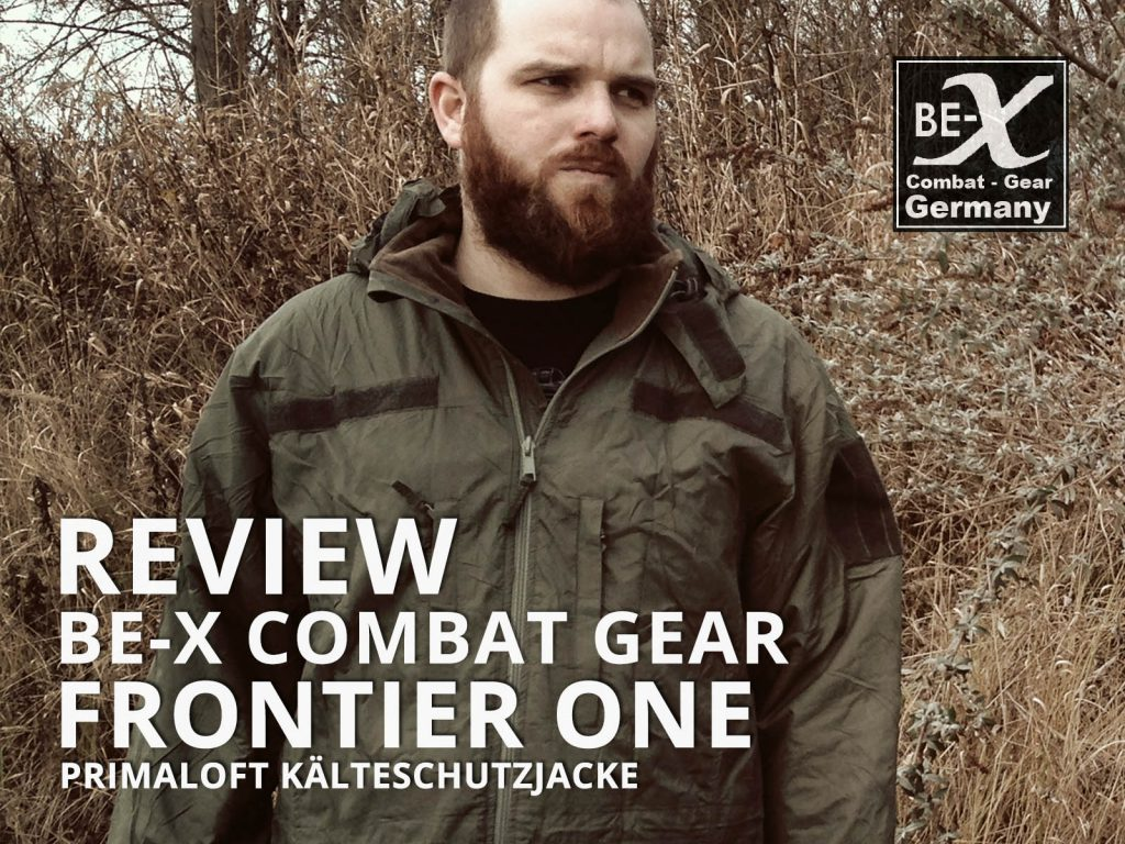 REVIEW // BE-X FronTier One Primaloft Kälteschutzjacke