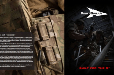 FirstSpear V8 Catalog