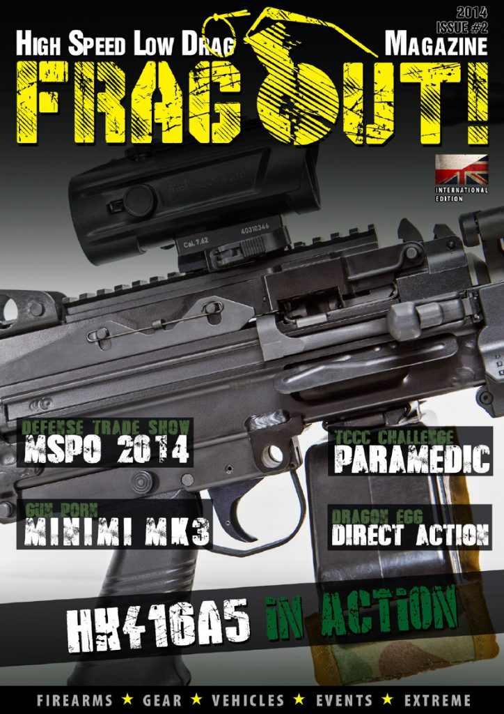 Frag Out Magazine Issue #2