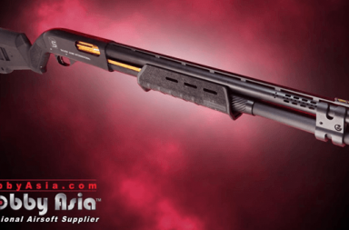 KY Custom SAI Remington 870 Shotgun