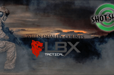 SHOT SHOW 2015 // Product Spotlight - LBX Tactical