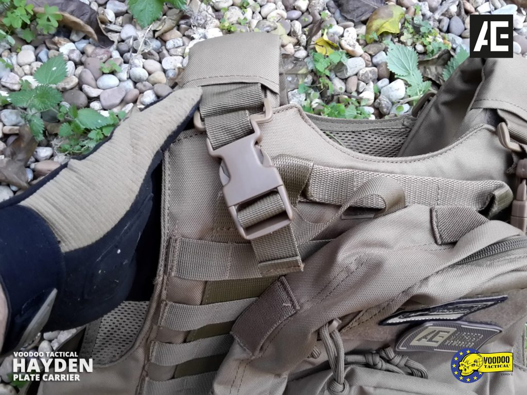 REVIEW  Voodoo Tactical Hayden Plate Carrier 12