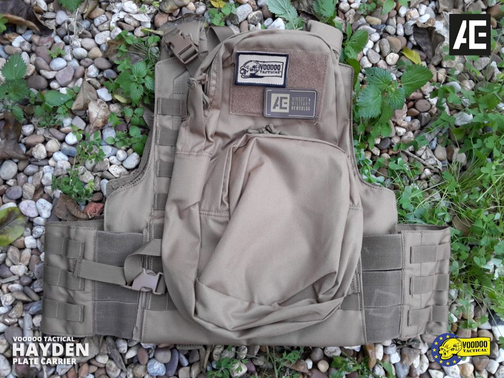 REVIEW  Voodoo Tactical Hayden Plate Carrier 13