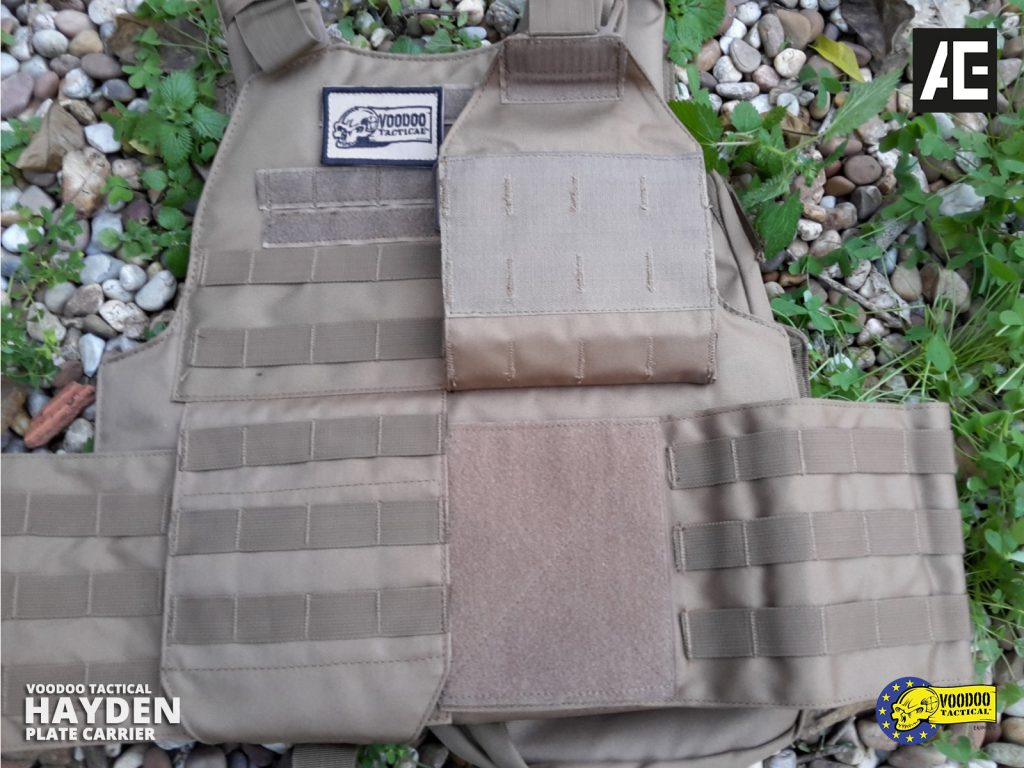 REVIEW  Voodoo Tactical Hayden Plate Carrier 14