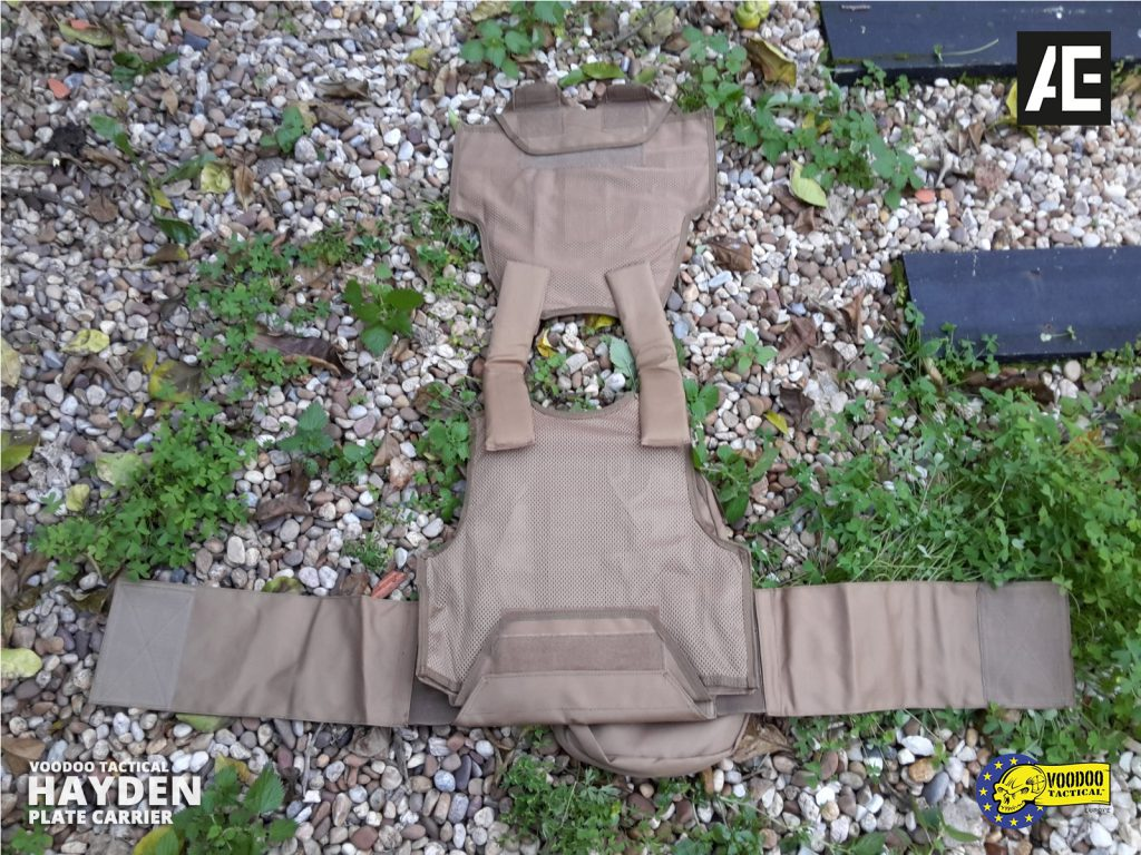 REVIEW  Voodoo Tactical Hayden Plate Carrier 15