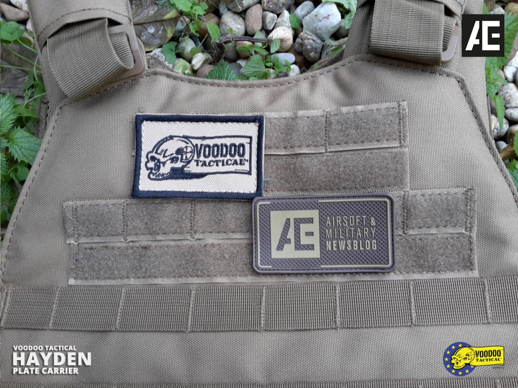 REVIEW  Voodoo Tactical Hayden Plate Carrier 16