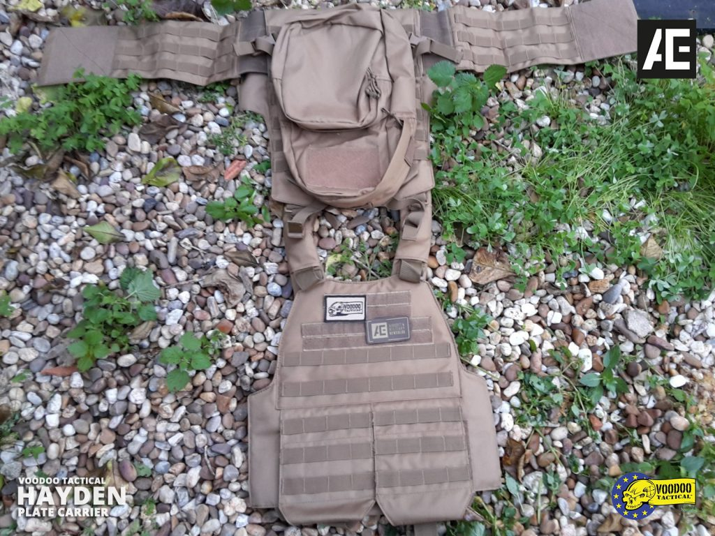REVIEW  Voodoo Tactical Hayden Plate Carrier 3