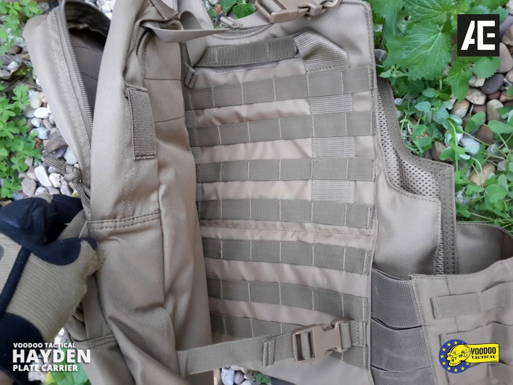 REVIEW  Voodoo Tactical Hayden Plate Carrier 9