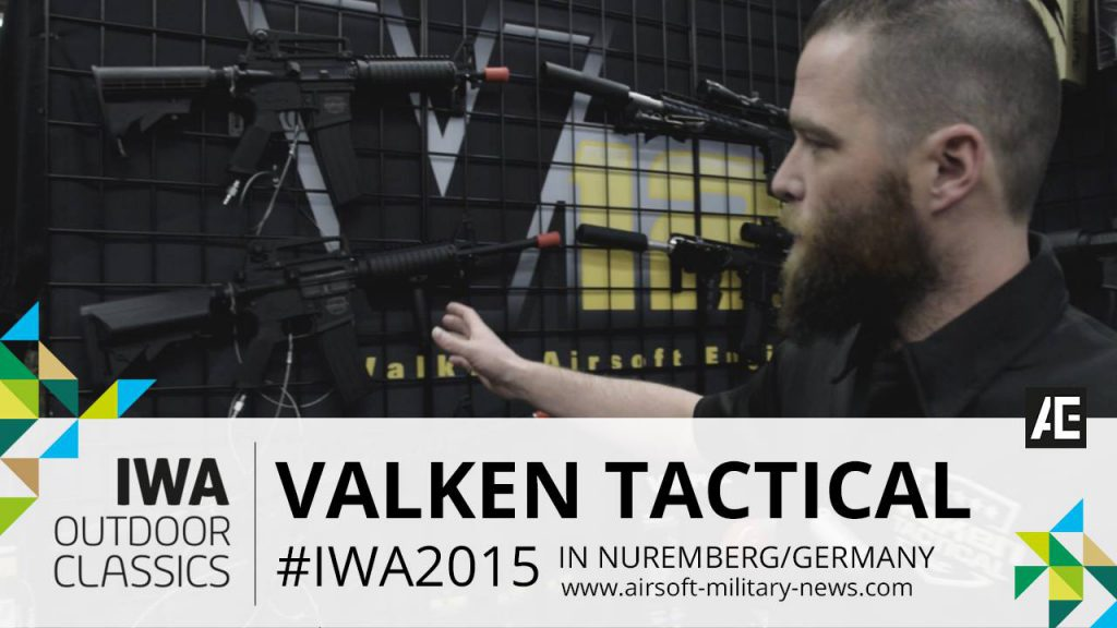 VALKEN TACTICAL AIRSOFT HPA