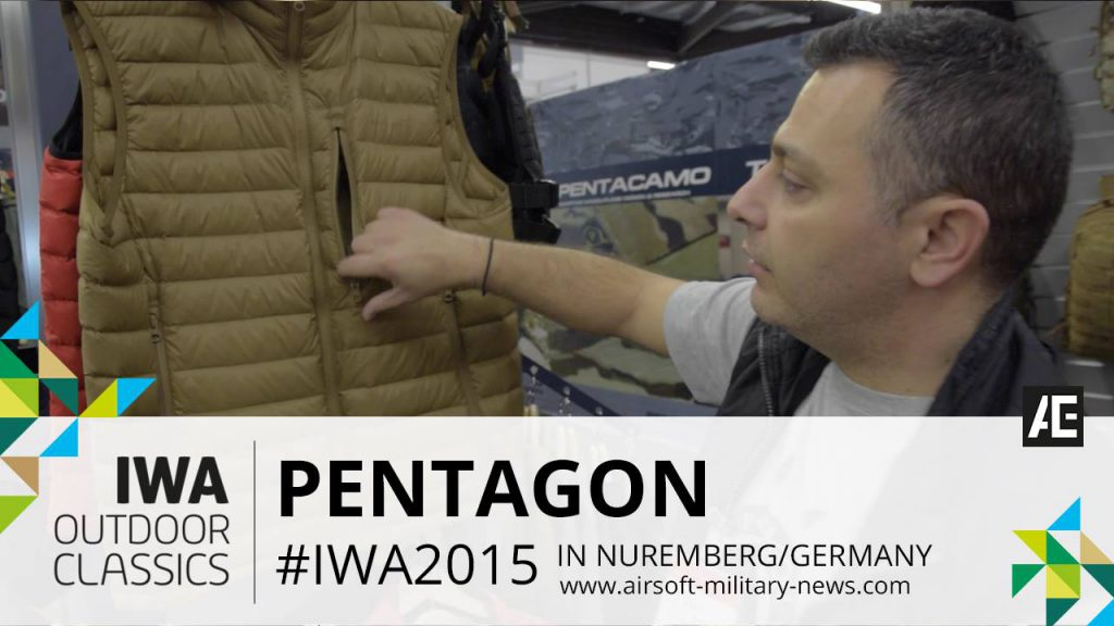 IWA 2015 PENTAGON TACTICAL SPORTSWEAR