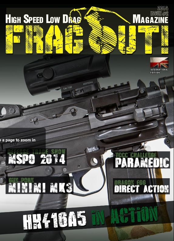 fragout mag issue 3