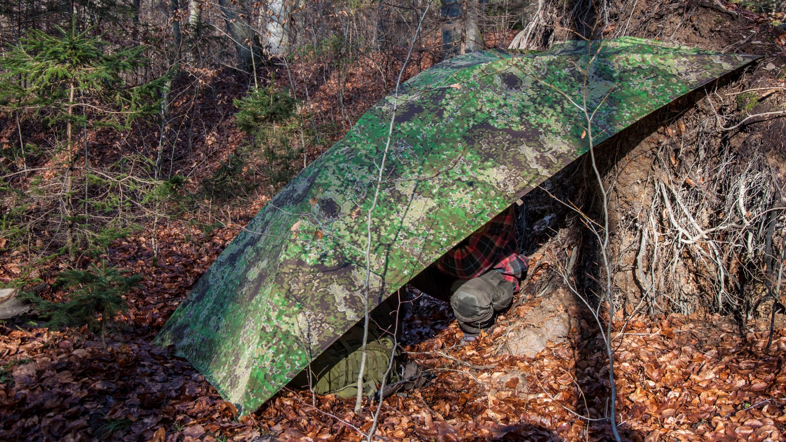 Review Be X Lrrp Tarp In Pencott Greenzone Airsoft