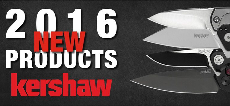 Kershaw Knives 2016