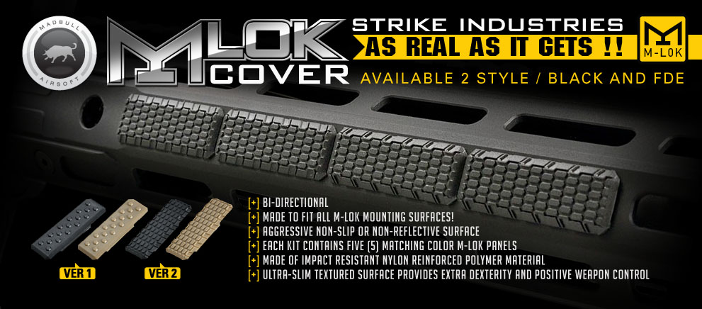 Madbull Mlok Cover Featured
