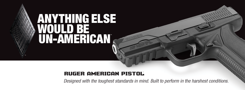Ruger The American Pistol featured