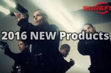 SureFire-2016-NEW-Products