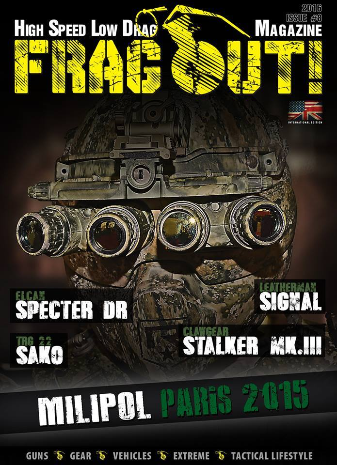 Frag Out! Magazine Issue 08
