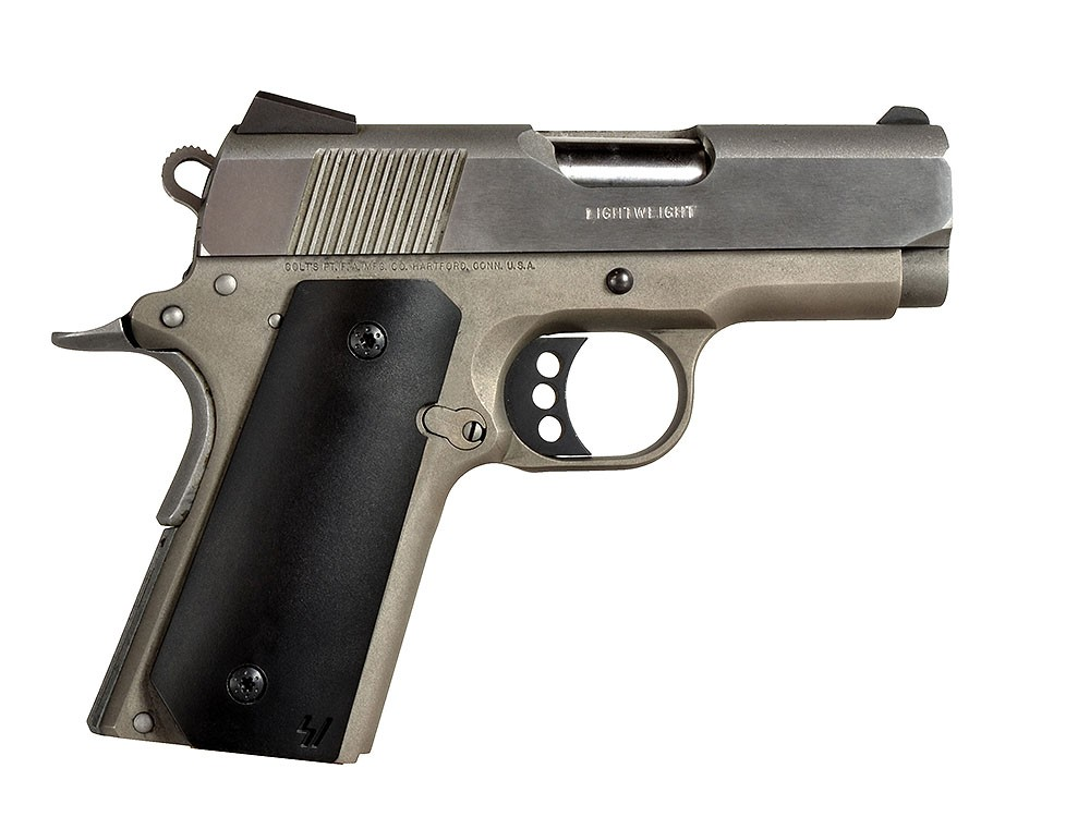 1911 Compact Polymer Xtreme Grip