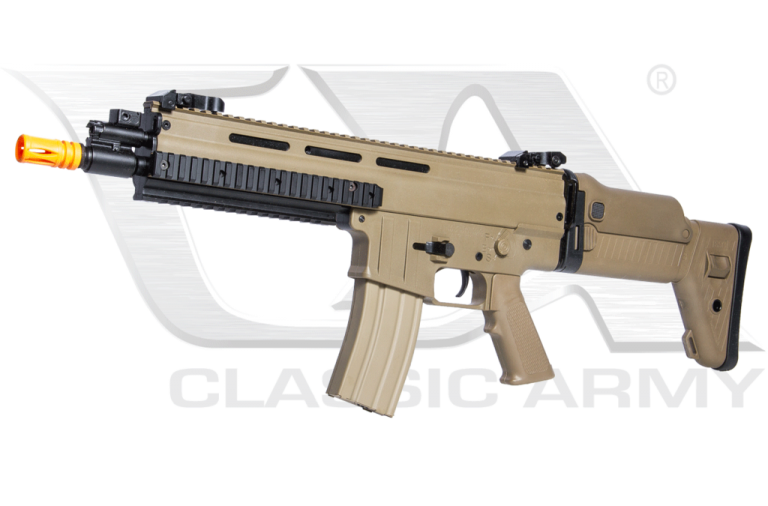 Airsoftology Classic Army ISSC Mk22
