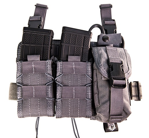 High Speed Gear Active Shooter Leg Rig