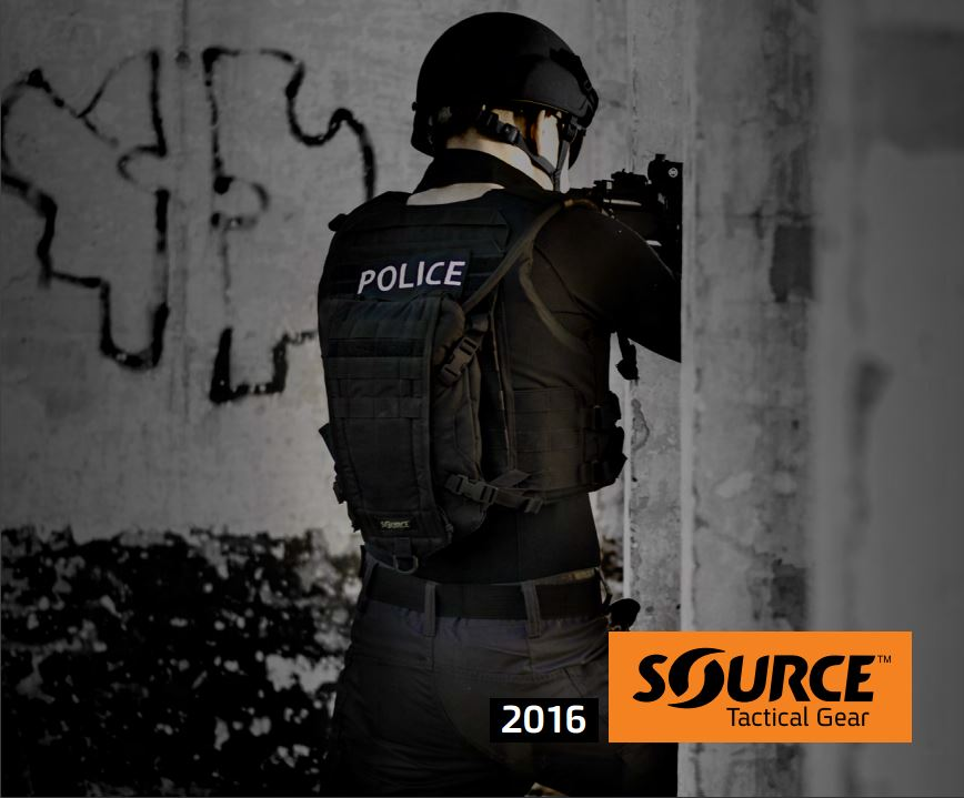 Source Tactical Gear 2016 Catalog