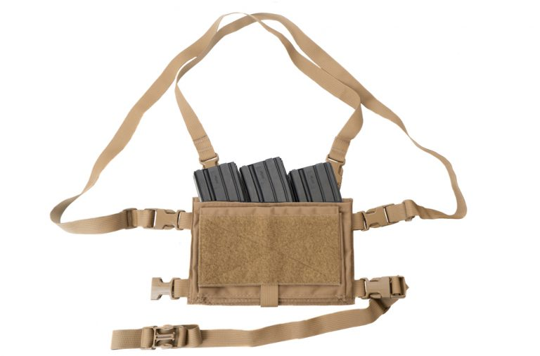 Spiritus Systems Micro Fight Chest Rig System 3