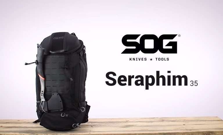 SOG Knives Seraphim 35 Backpack Featured