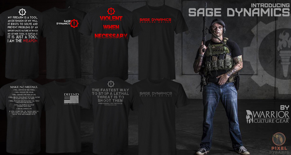 Sage Dynamics Apparel by WCG
