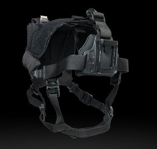 Skull Lock Head Mount-Lite