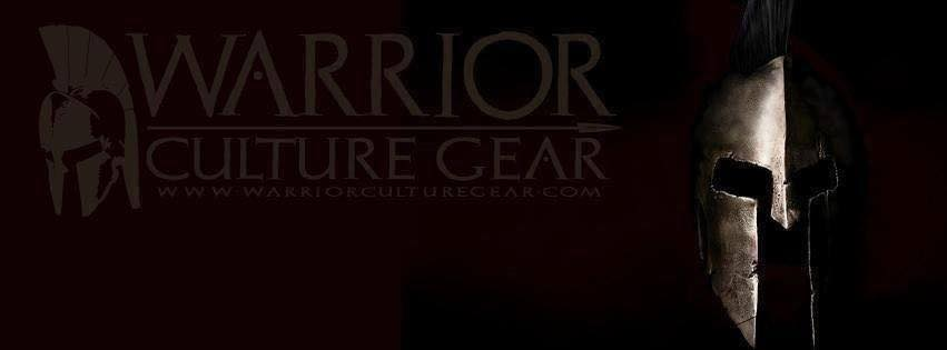 Warrior Culture Gear Header