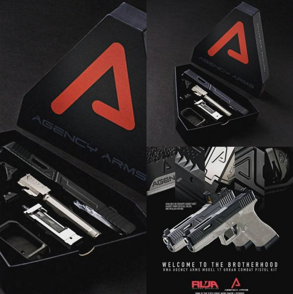 agency arms kit