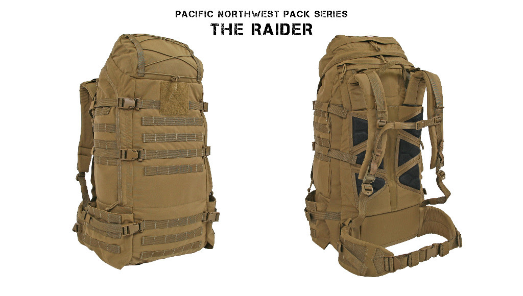 Tactical Tailor Raider Pack