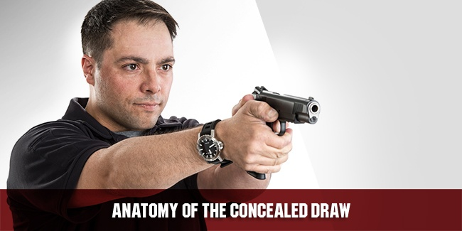 Anatomy of a Concealed Carry Draw 3