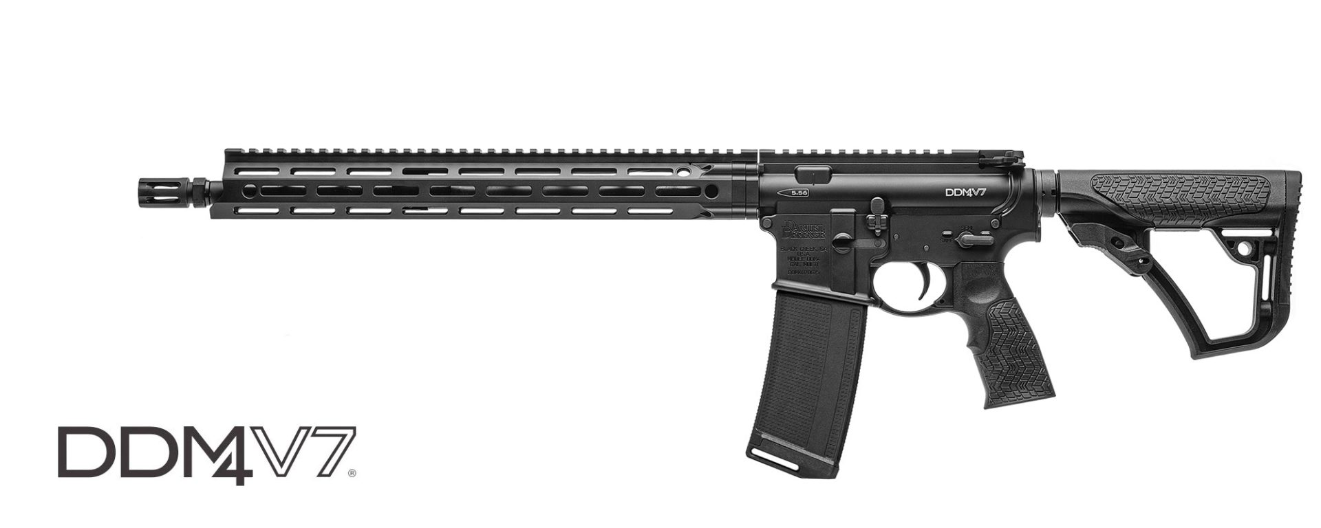 Daniel Defense DDM4 V7 Rifle 2