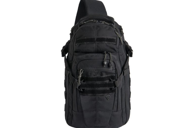 First Tactical Crosshatch Sling Pack 2