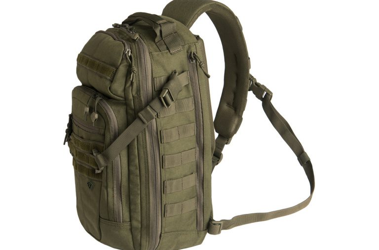 First Tactical Crosshatch Sling Pack 3