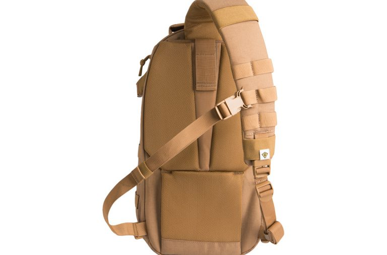 First Tactical Crosshatch Sling Pack 4