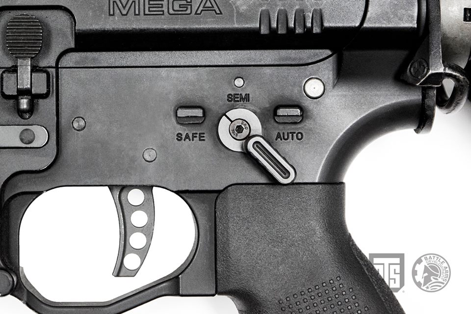 PTS B.A.D. Safety Selector