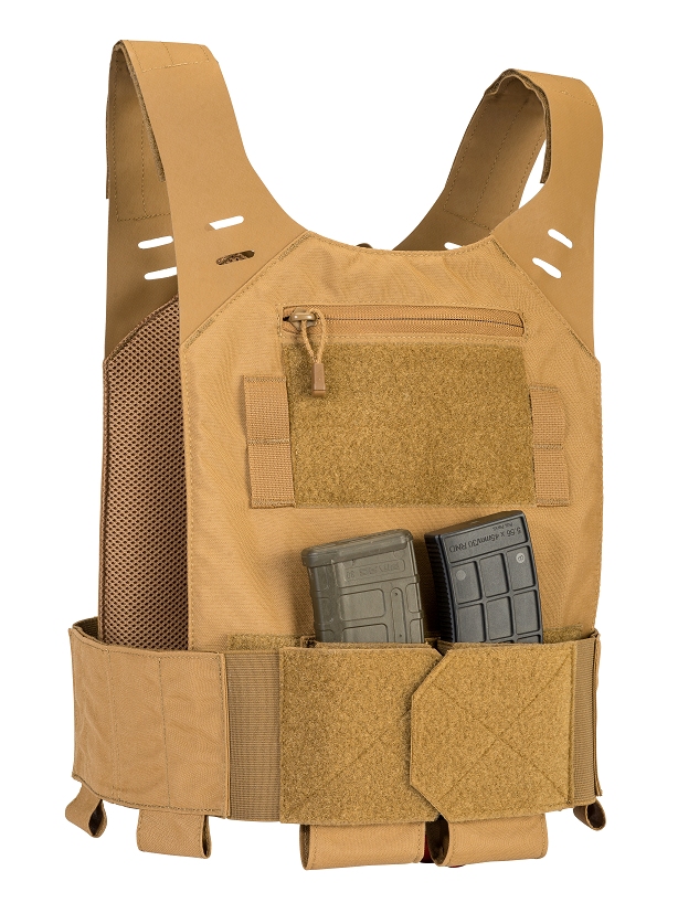 Shellback Tactical STEALTH Low Vis Plate Carrier 2