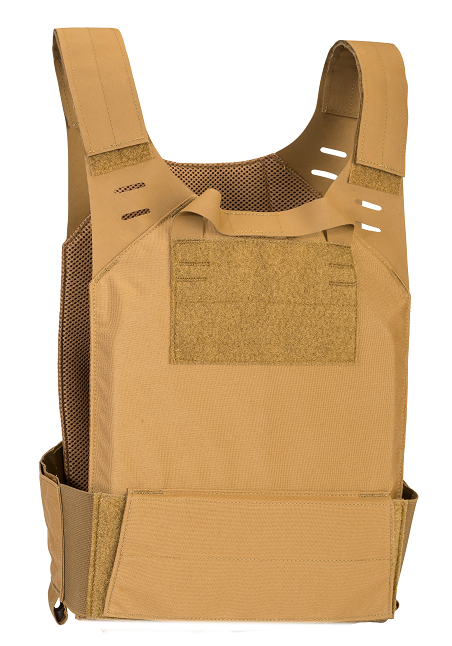 Shellback Tactical STEALTH Low Vis Plate Carrier 3