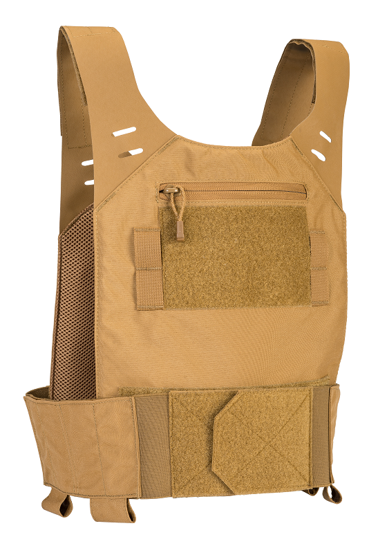 Shellback Tactical STEALTH Low Vis Plate Carrier