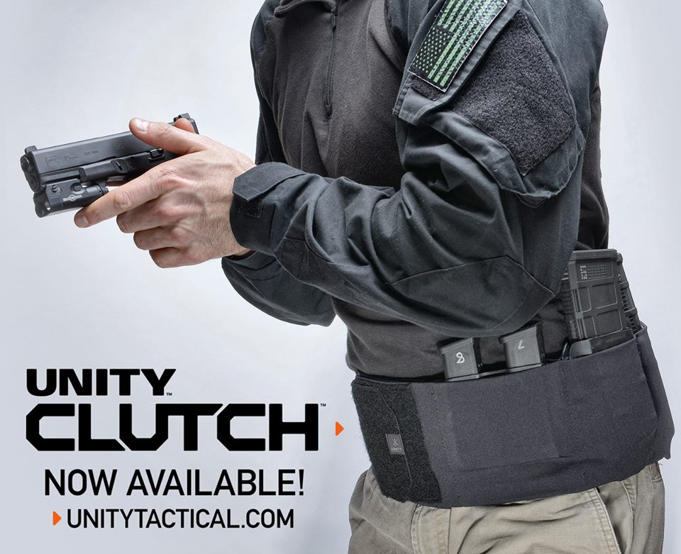 Unity Tactical CLUTCH Belt Available