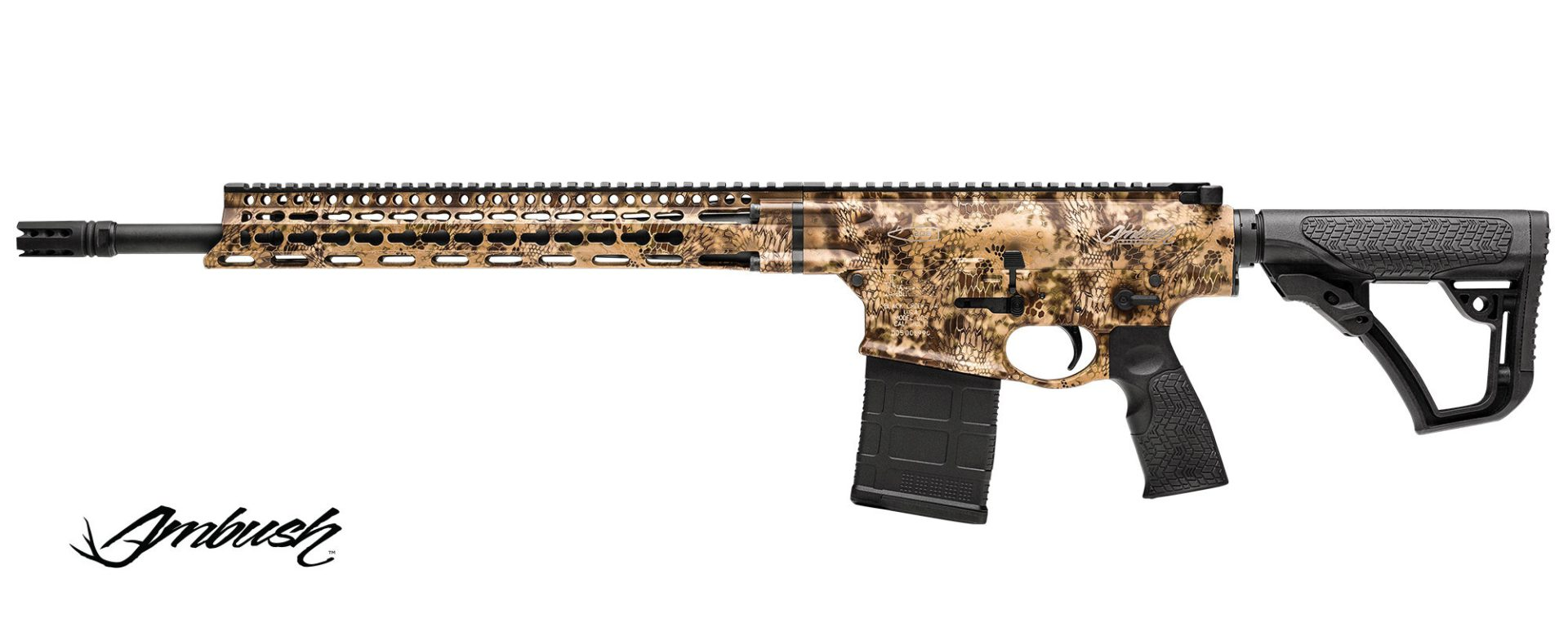 Daniel Defense Ambush .308 Hunting Rifle 2