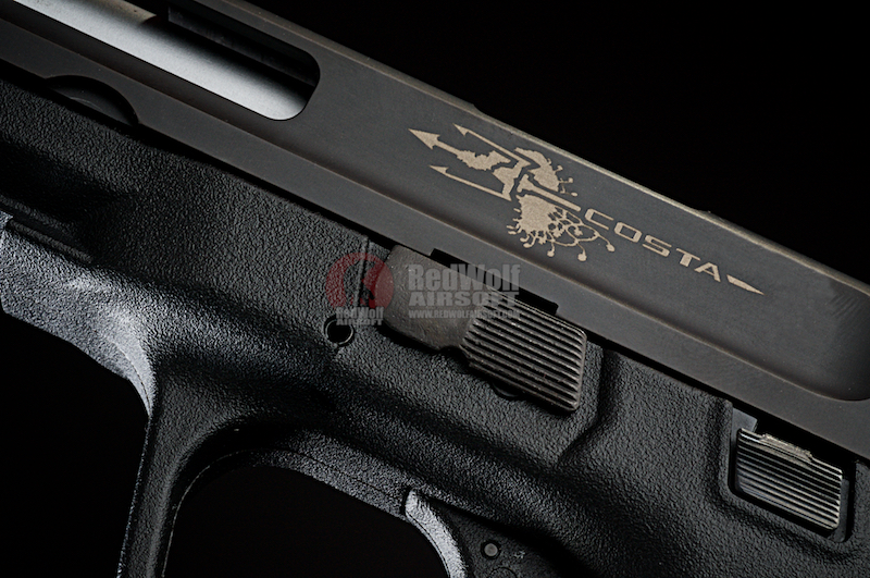 Redwolf Airsoft Surgeon MP9 Costa Edition 5