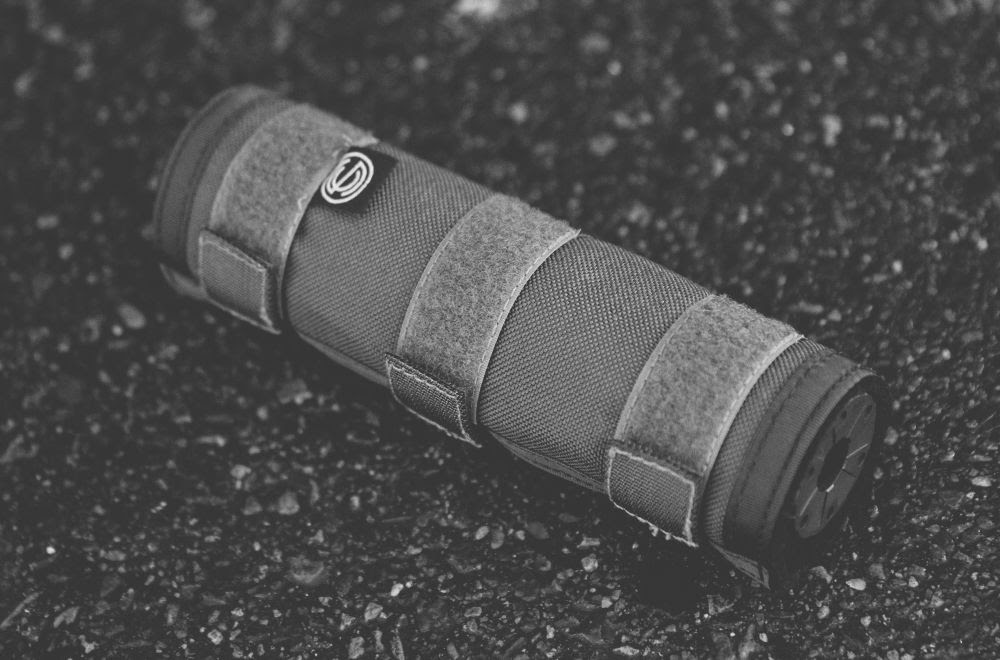 SilencerCo High Temp Suppressor Cover