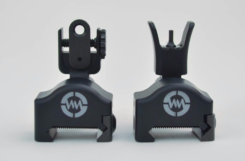 WM Tactical TUOR MKII Sights