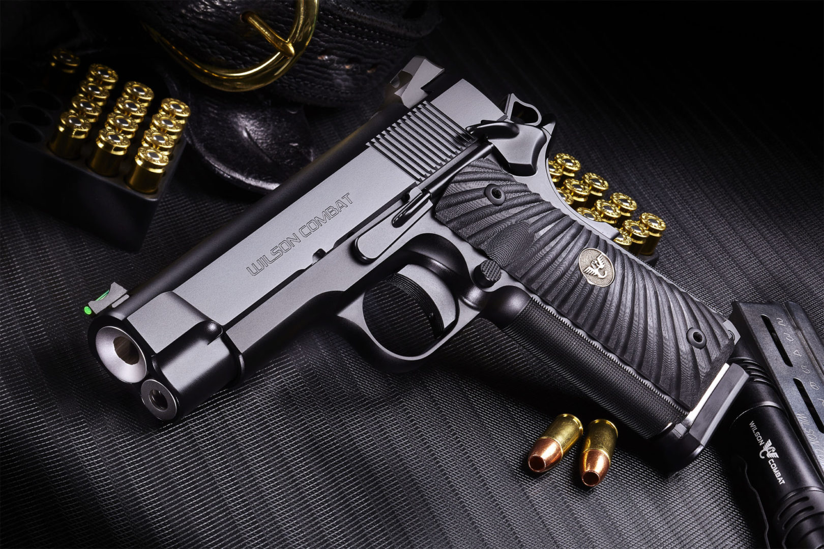 Wilson Combat Ultra Light Carry Professional 2