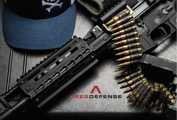 ares defense Feed Your Freedom